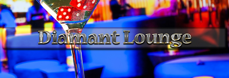 Lounge im Diamant Restaurant